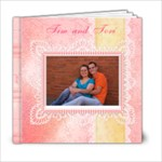 Tim and Tori - 6x6 Photo Book (20 pages)
