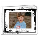 Curtis School Years  - 9x7 Photo Book (20 pages)