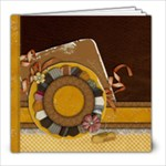 8x8 Autumn Album - 8x8 Photo Book (20 pages)