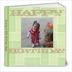 Grampy s Birthday - 8x8 Photo Book (20 pages)