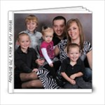 WInter fun & Alex s 7th Birthday - 6x6 Photo Book (20 pages)