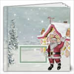 Here Comes Santa 12x12 Photo Book (20pages) - 12x12 Photo Book (20 pages)