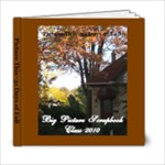 Picture This~31 Days of Fall - 6x6 Photo Book (20 pages)