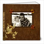 Leeba 10 - 8x8 Photo Book (20 pages)