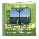 venice - 8x8 Photo Book (20 pages)