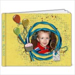 Carters 9x7 2BD book - 9x7 Photo Book (20 pages)