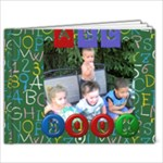Mamaw and Papa s ABC Book - 9x7 Photo Book (20 pages)