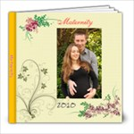 Maternity - 8x8 Photo Book (20 pages)