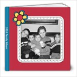 whirlygig album 8x8 - 8x8 Photo Book (20 pages)