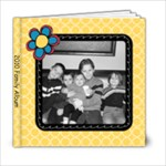 whirlygig album 6x6 - 6x6 Photo Book (20 pages)