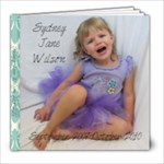 SydneyBookWilson - 8x8 Photo Book (20 pages)
