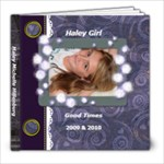 HALEY - 8x8 Photo Book (20 pages)