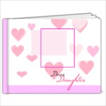 Dear Daughter - 9x7 Photo Book (20 pages)