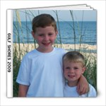 beach - 8x8 Photo Book (20 pages)
