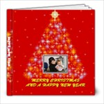 Merry Christmas 23 pages - Book 8x8 - 8x8 Photo Book (20 pages)