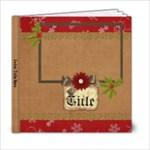 Holiday Traditions 6x6 Photo Book - 6x6 Photo Book (20 pages)