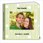 family profile book - 8x8 Photo Book (20 pages)