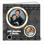Jeff s Book - 8x8 Photo Book (20 pages)