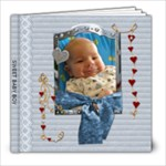 Sweet Baby Boy 8x8 Photo Book - 8x8 Photo Book (20 pages)