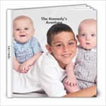 kennedy s book - 8x8 Photo Book (20 pages)