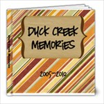 duck creek - 8x8 Photo Book (20 pages)