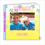 7th bday - 6x6 Photo Book (20 pages)