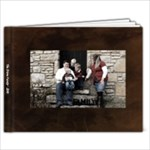 Stone - 9x7 Photo Book (20 pages)
