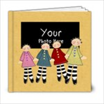 Little Missy 6x6 - 6x6 Photo Book (20 pages)
