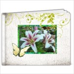 In my Garden new 7 x 5 20 page book - 7x5 Photo Book (20 pages)