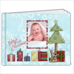 Christmas Bragbook 7 x 5 20 page book - 7x5 Photo Book (20 pages)