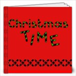 CHRISTMAS TIME 12x12 - 12x12 Photo Book (20 pages)