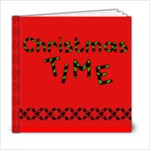CHRISTMAS TIME 6x6 - 6x6 Photo Book (20 pages)