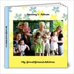 Great Grandchildren - 8x8 Photo Book (20 pages)