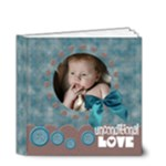 My baby boy 4x4 DELUXE - 4x4 Deluxe Photo Book (20 pages)