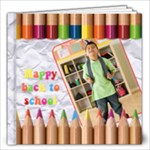 HAPPY BACK TO SCHOOL 12x12 - 12x12 Photo Book (20 pages)