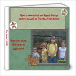 2010 for parents - 8x8 Photo Book (20 pages)