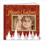 xmas book - 6x6 Photo Book (20 pages)