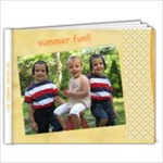 summer2010 - 9x7 Photo Book (20 pages)