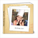 Hannah s 7th Bday - 6x6 Photo Book (20 pages)