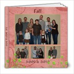 momsbook - 8x8 Photo Book (30 pages)