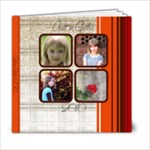Christmas 2010 Gift book - 6x6 Photo Book (20 pages)
