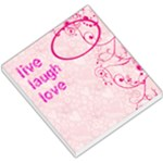 Live laugh love memo pad - Small Memo Pads