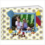 Silly Summer Fun Adventure Book - 7x5 Photo Book (20 pages)
