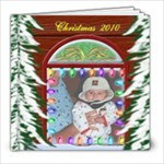Christmas 2010 8x8 - 8x8 Photo Book (20 pages)