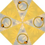 brown eyed susan umbrella - Folding Umbrella