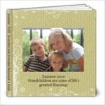 8x8 kids book for family-G&G Robinson2 - 8x8 Photo Book (20 pages)