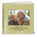 8x8 kids book for family-G Green - 8x8 Photo Book (20 pages)