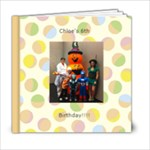 chloes book - 6x6 Photo Book (20 pages)
