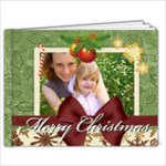 christmas - 7x5 Photo Book (20 pages)