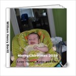 Christmas2010 - 6x6 Photo Book (20 pages)